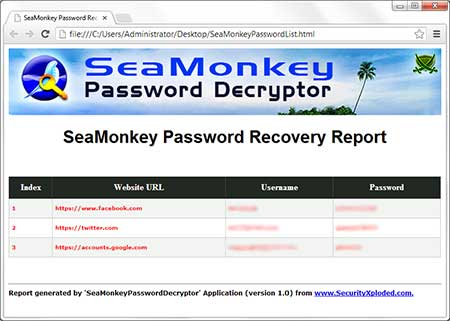 SeaMonkeyPasswordDecryptor
