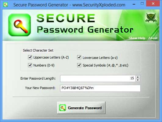 Password Generator скачать - фото 9